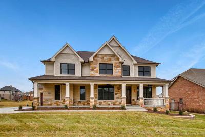 Lemont Single Family Home For Sale: 12625 Thornberry Drive
