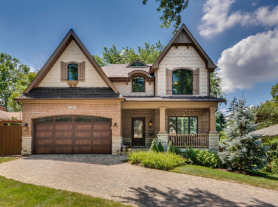 Western Springs Single Family Home For Sale: 1405 Willow Avenue