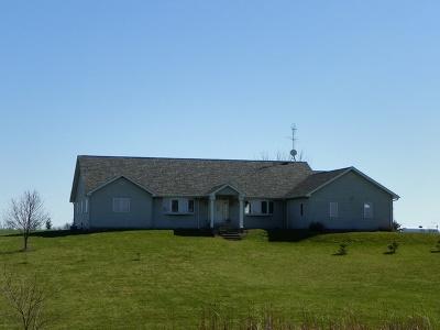 Dwight Single Family Home Price Change: 3025 West Goodfarm Road