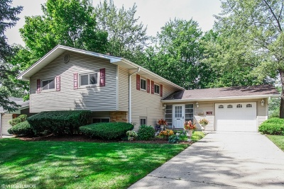 Hoffman Estates Single Family Home For Sale: 1760 North Newport Road