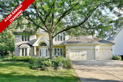 Darien Single Family Home For Sale: 1907 Darien Club Drive