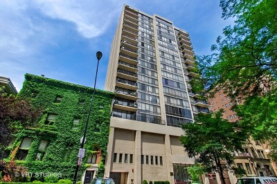 Condo/Townhouse For Sale: 1516 North State Parkway #7D
