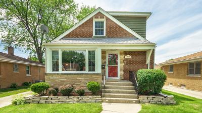 La Grange Park Single Family Home For Sale: 1428 Alima Terrace