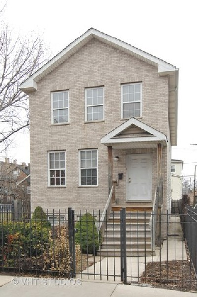 Single Family Home Contingent: 711 North Throop Street