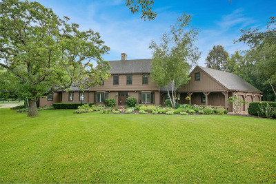 Lakewood Single Family Home For Sale: 9609 Partridge Lane