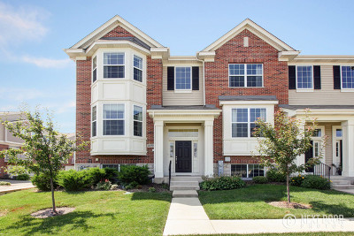 Orland Park Condo/Townhouse Price Change: 10595 West 153rd Street