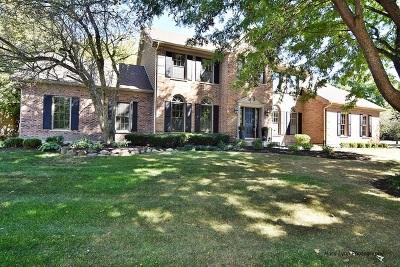 Geneva Single Family Home For Sale: 1620 Fairway Circle