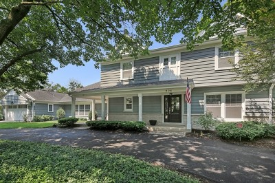 Hinsdale Single Family Home For Sale: 906 South County Line Road