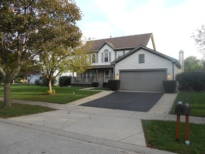 Elgin Single Family Home For Sale: 1085 Willoby Lane