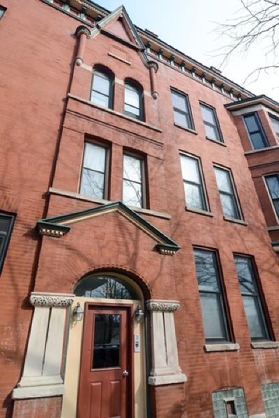 Condo/Townhouse For Sale: 1553 North Bell Avenue #3F