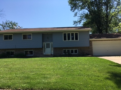 West Chicago Single Family Home For Sale: 511 Lyman Street