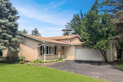 Carol Stream Single Family Home Price Change: 26w430 National Street
