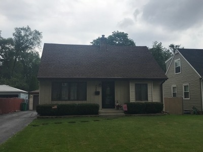 Lombard Single Family Home For Sale: 226 West Potomac Avenue