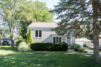 Lombard Single Family Home For Sale: 828 East Division Street