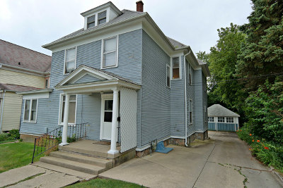 Woodstock Multi Family Home For Sale: 216 East South Street