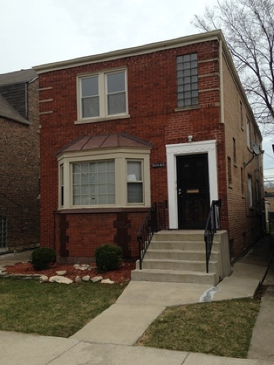 Rental For Rent: 10343 South Indiana Avenue #1