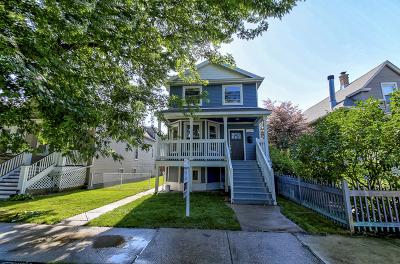 Single Family Home For Sale: 4334 North Ridgeway Avenue
