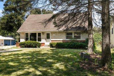 Wheaton Single Family Home For Sale: 1609 Beecher Avenue