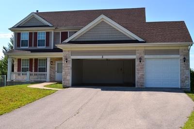 Bolingbrook Single Family Home For Sale: 2 Ava Court