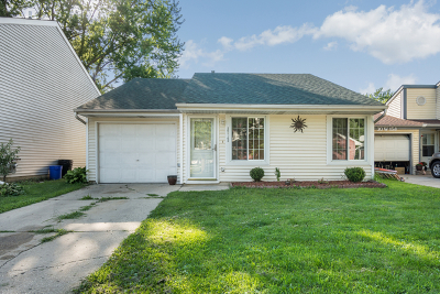 Warrenville Single Family Home Price Change: 30w160 Maplewood Court