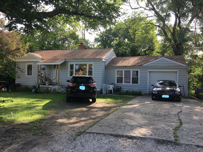 Lombard Single Family Home For Sale: 1621 South Highland Avenue