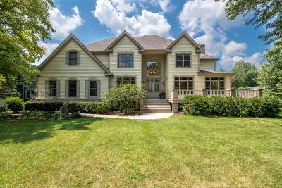 McHenry Single Family Home Price Change: 2407 Colby Drive