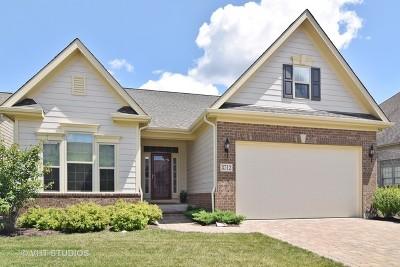 Geneva Single Family Home For Sale: 3712 Ridge Pointe Drive
