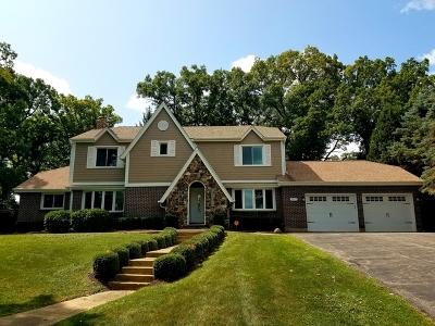Crystal Lake Single Family Home For Sale: 5602 Briarwood Drive