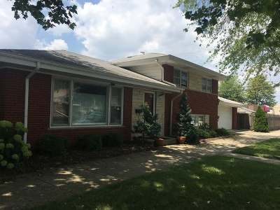 North Riverside Single Family Home For Sale: 9000 West 22nd Place