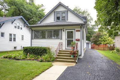 Villa Park Single Family Home Price Change: 442 North Yale Avenue