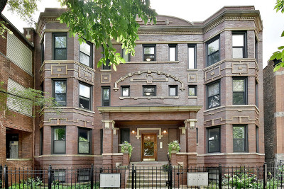 Condo/Townhouse Contingent: 2850 North Albany Avenue #2N