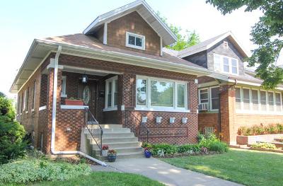 Oak Park Single Family Home For Sale: 1040 North Taylor Avenue