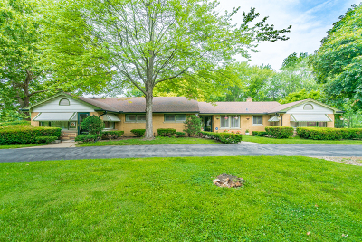South Holland Single Family Home For Sale: 526 Riverview Drive