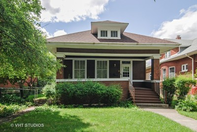 Oak Park Single Family Home Contingent: 415 North Lombard Avenue