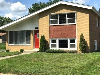 Midlothian Single Family Home For Sale: 14558 Keeler Avenue