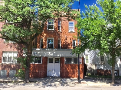 Multi Family Home Contingent: 5034 North Western Avenue