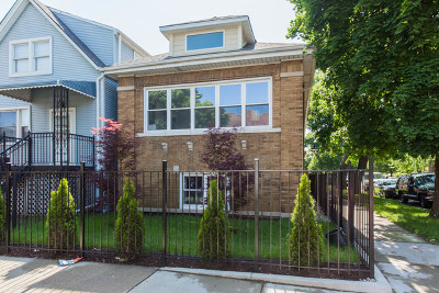 Single Family Home For Sale: 2124 North Central Park Avenue