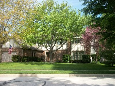 Hoffman Estates Single Family Home For Sale: 340 Castlewood Court