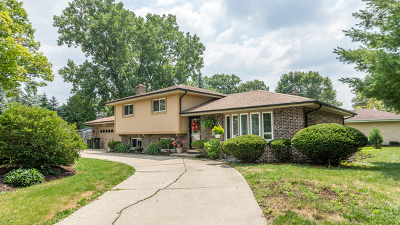 Wood Dale Single Family Home For Sale: 345 Woodbine Drive