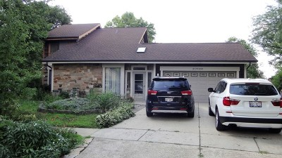 Warrenville Single Family Home For Sale: 30w280 Maple Court
