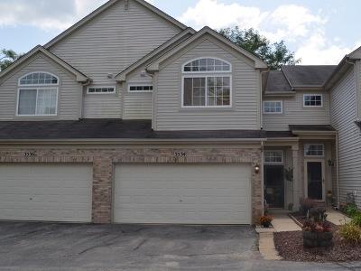 Carpentersville Condo/Townhouse Contingent: 3534 Blue Ridge Court #3534