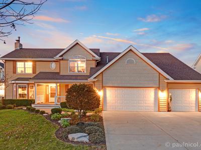 Frankfort Single Family Home For Sale: 313 Sherlock Street