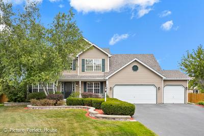 Oswego Single Family Home For Sale: 107 Bradford Court