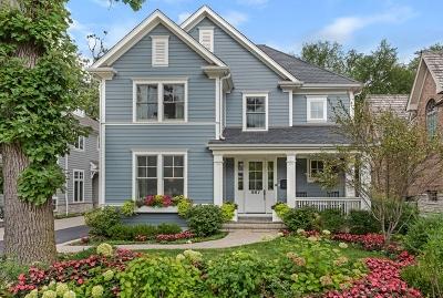 Winnetka Single Family Home For Sale: 887 Ash Street