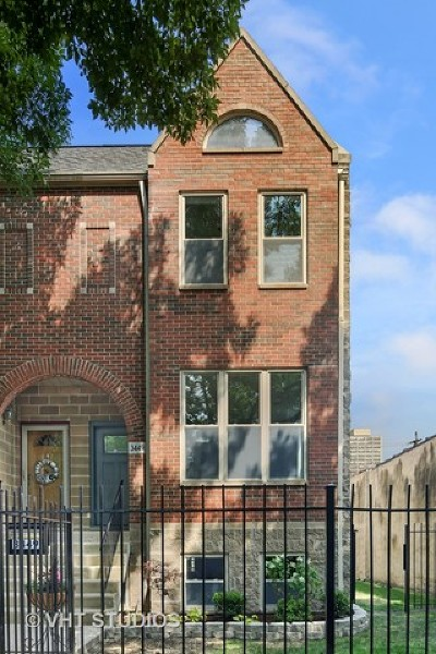 Bronzeville Single Family Home Price Change: 3449 South Giles Avenue