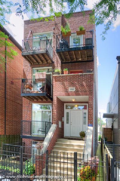 Condo/Townhouse Price Change: 1712 North Albany Avenue #3