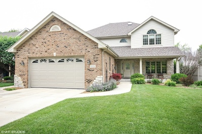 Oak Lawn Single Family Home For Sale: 4908 West 106th Place