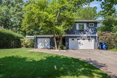 Highland Park Single Family Home For Sale: 268 Poplar Road
