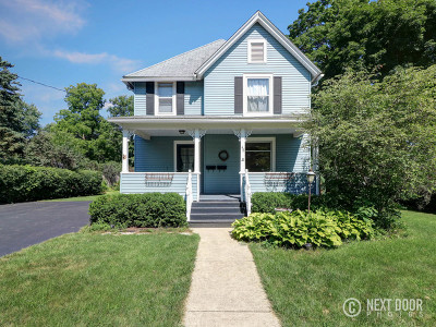 St. Charles Single Family Home For Sale: 48 North 12th Avenue