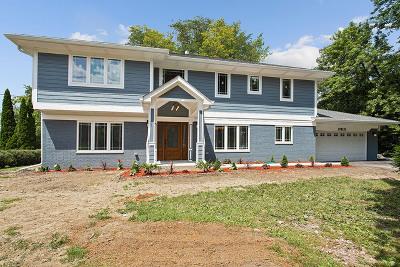 Willowbrook Single Family Home For Sale: 17w152 Hillside Lane